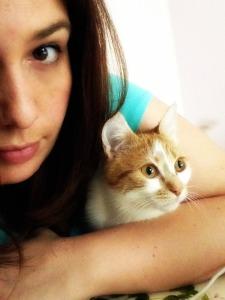 Amelia Pond e la sottoscritta.